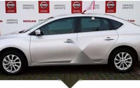 Nissan Sentra 2018 barato en Iztapalapa