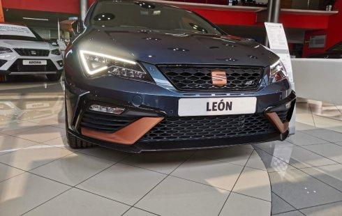 Se vende urgemente Seat Leon 2020 Automático en Venustiano Carranza