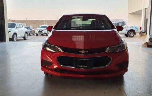 Vendo un Chevrolet Cruze