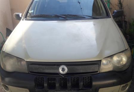 Fiat Palio Adventure 2005