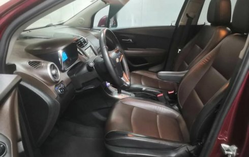 Quiero vender inmediatamente mi auto Chevrolet Trax 2015 muy bien cuidado