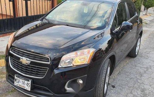 Se vende un Chevrolet Trax 2014 por cuestiones económicas