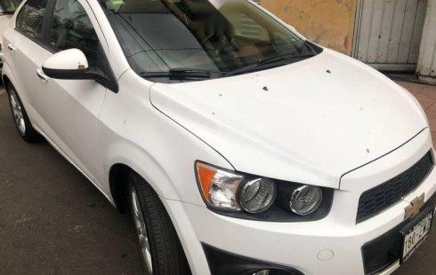 Tengo que vender mi querido Chevrolet Sonic 2015