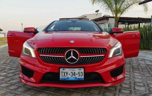 Mercedes-Benz Clase CLA Manual