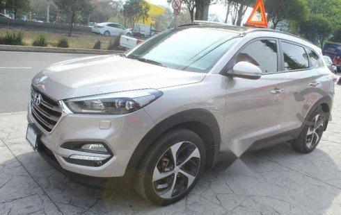 Un excelente Hyundai Tucson 2017 está en la venta