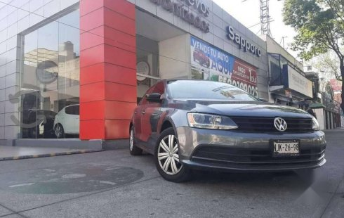 Volkswagen Jetta 2018 usado en Coyoacán