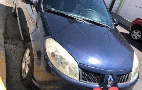 Un excelente Renault Sandero 2010 está en la venta