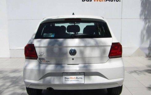 No te pierdas un excelente Volkswagen Gol 2020 Manual en Benito Juárez