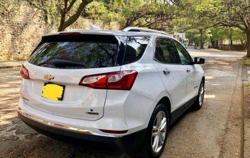 Quiero vender urgentemente mi auto Chevrolet Equinox 2018 muy bien estado