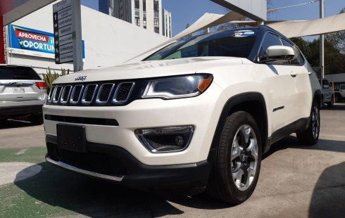 Jeep Compass 2018 impecable