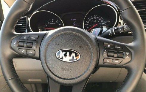 No te pierdas un excelente Kia Sedona 2020 Automático en Morelia