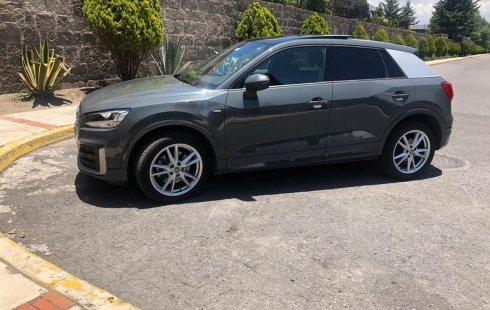 Carro Audi Q2 2018 en buen estadode único propietario en excelente estado