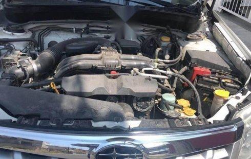 En venta un Subaru Forester 2012 Automático muy bien cuidado