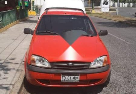 Ford Courier 2008 barato