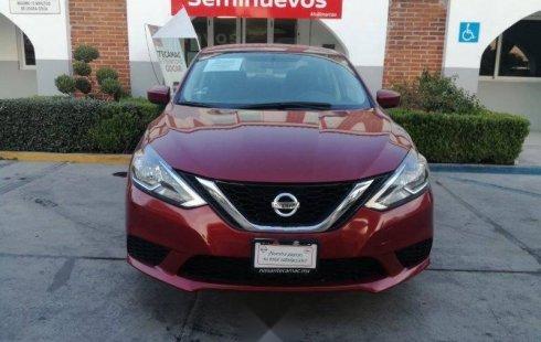 Se vende un Nissan Sentra 2017 por cuestiones económicas