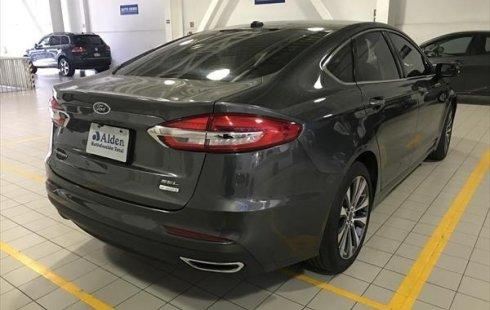 Ford Fusion 2019 usado