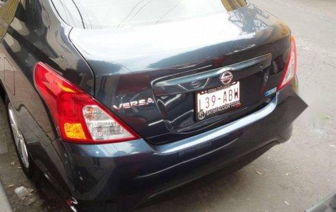 En venta un Nissan Versa 2015 Manual en excelente condición