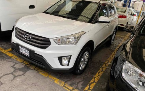 Hyundai Creta 2017 barato en Hidalgo