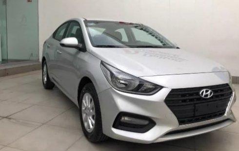 Hyundai Accent 2020 Sedán Plata