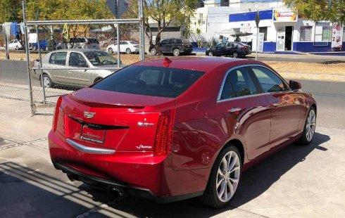Cadillac ATS 2017 barato en Querétaro