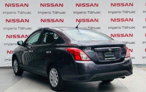 Se vende urgemente Nissan Versa 2015 Manual en Tláhuac