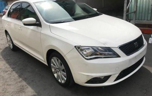 Se vende urgemente Seat Toledo 2017 Automático en Iztapalapa