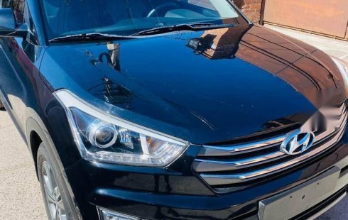Un excelente Hyundai Creta 2017 está en la venta