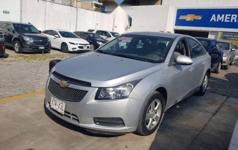 Chevrolet Cruze usado en Benito Juárez
