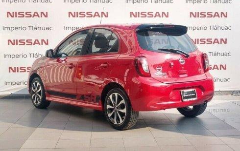 Nissan March precio muy asequible