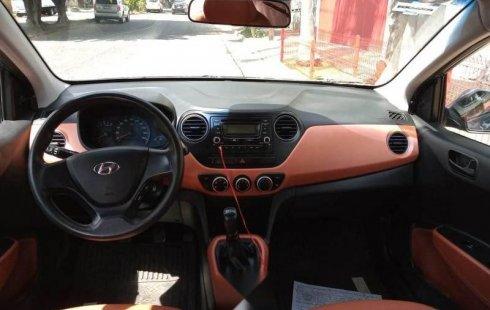 Quiero vender un Hyundai Grand I10 en buena condicción