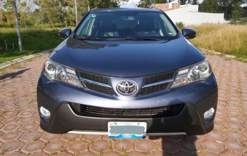 Quiero vender inmediatamente mi auto Toyota RAV4 2013 muy bien cuidado