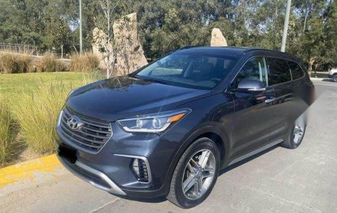Hyundai Santa Fe impecable en Zapopan