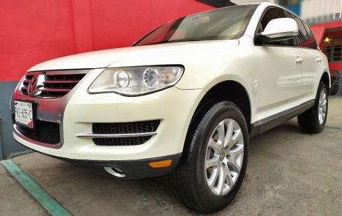 VW Touareg 2009 V8 Blindada Nivel 3
