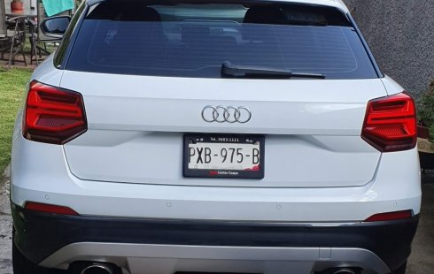 Audi Q2 2019 barato en Coyoacán