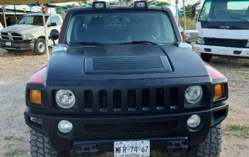 Hummer H3T impecable en Tabasco más barato imposible