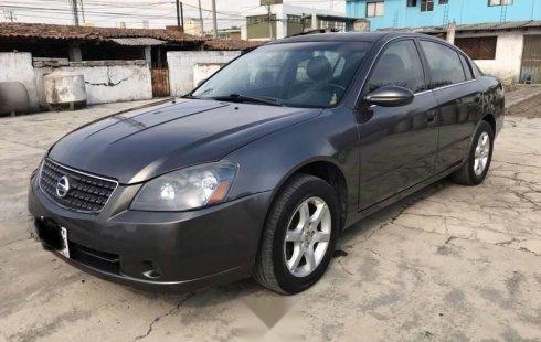 En venta un Nissan Altima 2006 Automático en excelente condición