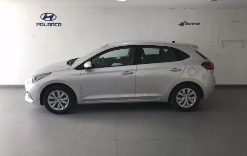 Hyundai Accent 2020 Hatchback Plata