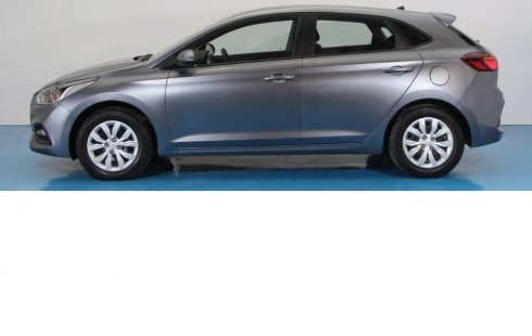 Hyundai Accent 2020 Hatchback AT Gris