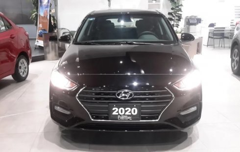 Hyundai Accent 2020 Hatchback Negro TM