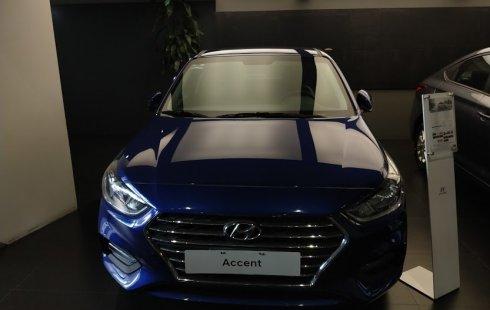 Hyundai Accent 2020 GLS Hatchback Azul