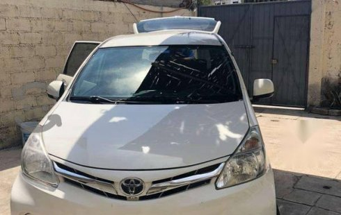 Urge!! Un excelente Toyota Avanza 2014 Manual vendido a un precio increíblemente barato en Zumpango