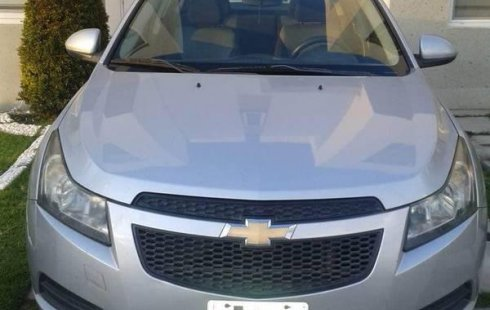 Vendo un Chevrolet Cruze impecable