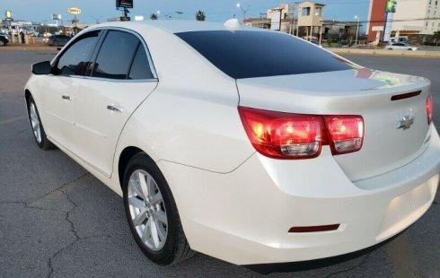 Quiero vender inmediatamente mi auto Chevrolet Malibu 2013 muy bien cuidado