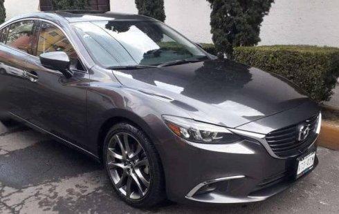 En venta un Mazda 6 2018 Automático muy bien cuidado