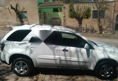 Se pone en venta un Chevrolet Equinox