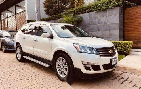 Quiero vender un Chevrolet Traverse usado