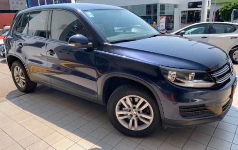 Volkswagen Tiguan 2015 barato en Cuernavaca