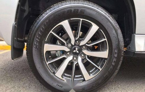 Mitsubishi Montero 2019 barato