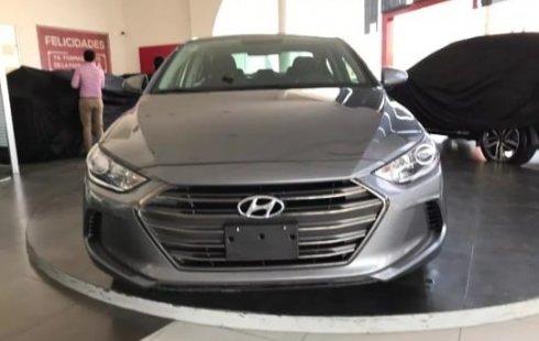Hyundai Elantra 2020 Sedán Gris Tm