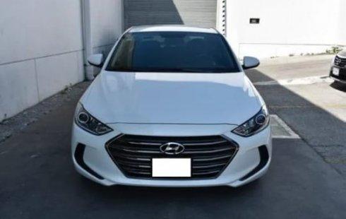 Hyundai Elantra 2020 Sedán Blanco TA